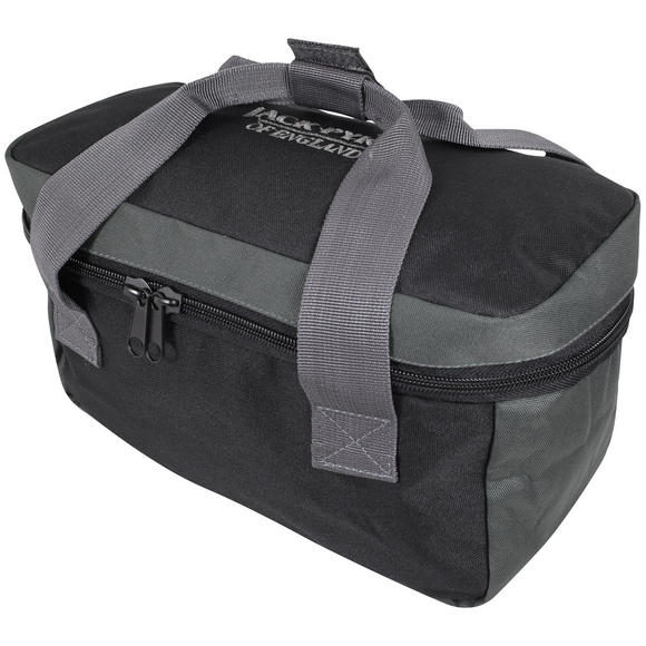 Jack Pyke Sporting Cartridge Carrier Black/Grey
