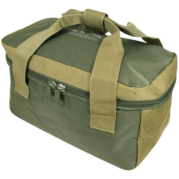 Jack Pyke Sporting Cartridge Carrier Green/Tan