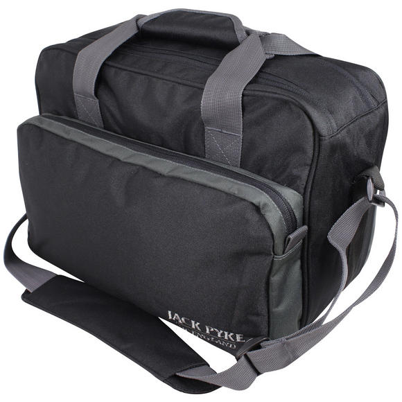 Jack Pyke Sporting Shoulder Bag Black/Grey