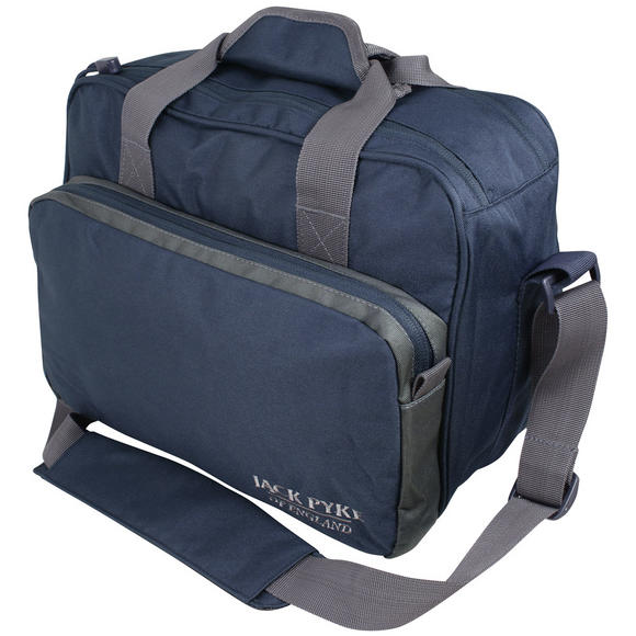 Jack Pyke Sporting Shoulder Bag Blue/Gray