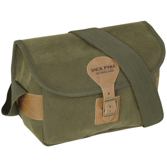 Jack Pyke Cartridge Bag Duotex Green