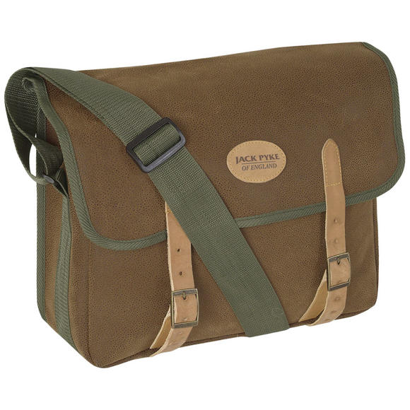Jack Pyke Dog Bag Duotex Brown