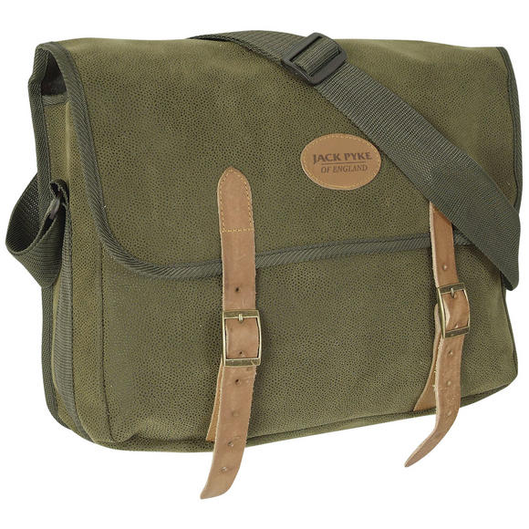 Jack Pyke Dog Bag Duotex Green