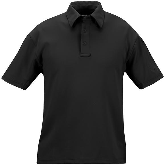 Propper I.C.E. Men's Performance Short Sleeve Polo Black