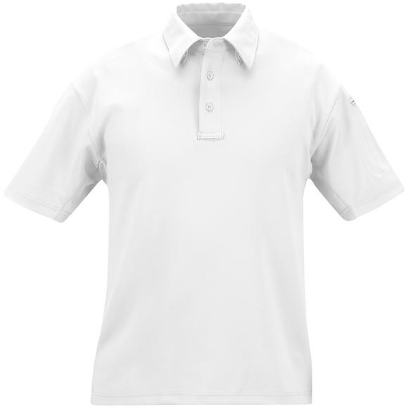 Propper I.C.E. Men's Performance Short Sleeve Polo White