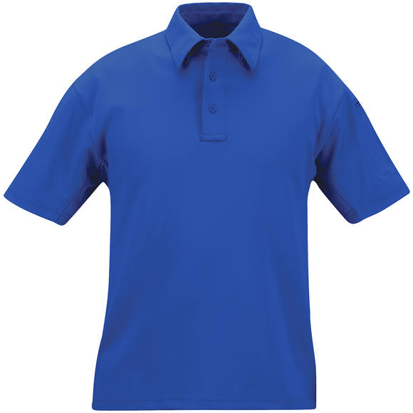 Propper I.C.E. Men's Performance Short Sleeve Polo Cobalt
