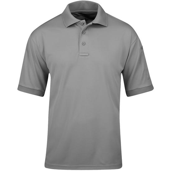 Propper Men's Uniform Short Sleeve Polo Grey