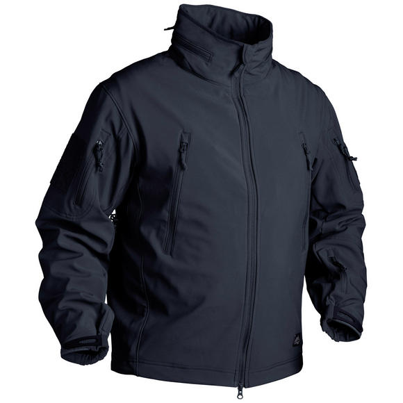 Helikon Gunfighter Soft Shell Jacket Navy Blue