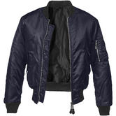 Brandit MA1 Jacket Dark Navy