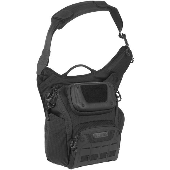 Maxpedition Wolfspur Crossbody Shoulder Bag Black