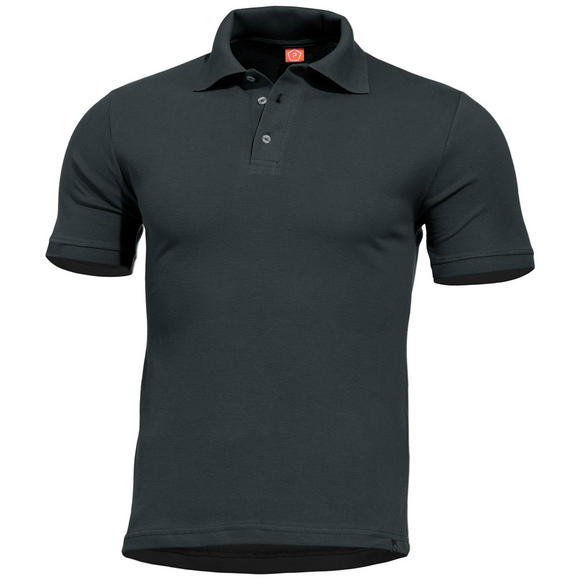 Pentagon Sierra Polo T-Shirt Black