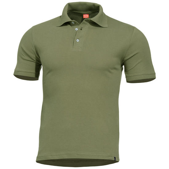 Pentagon Sierra Polo T-Shirt Olive