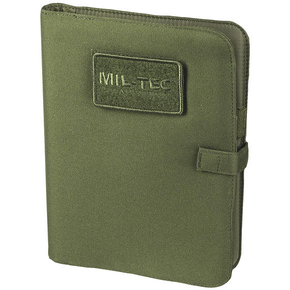 Mil-Tec Tactical Notebook Medium Olive