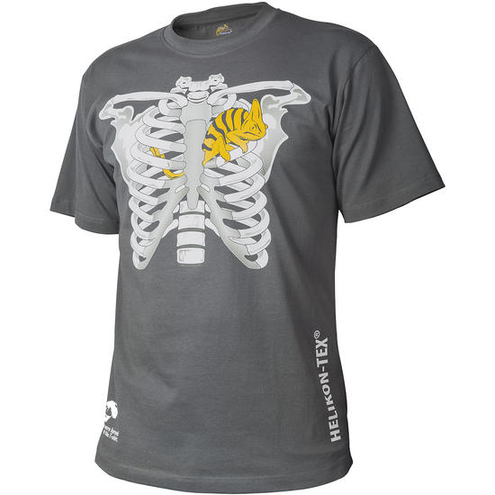 Helikon Chameleon in Thorax T-shirt Shadow Grey