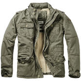 Brandit Britannia Winter Jacket Olive
