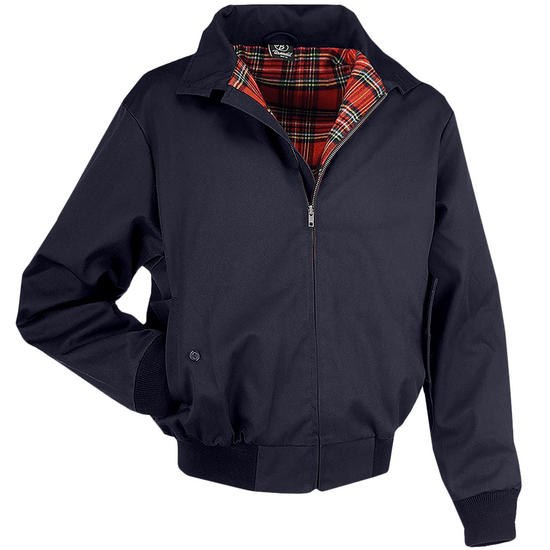Brandit Lord Canterbury Jacket Navy