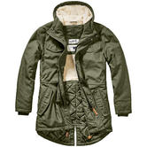 Brandit Marsh Lake Parka Olive
