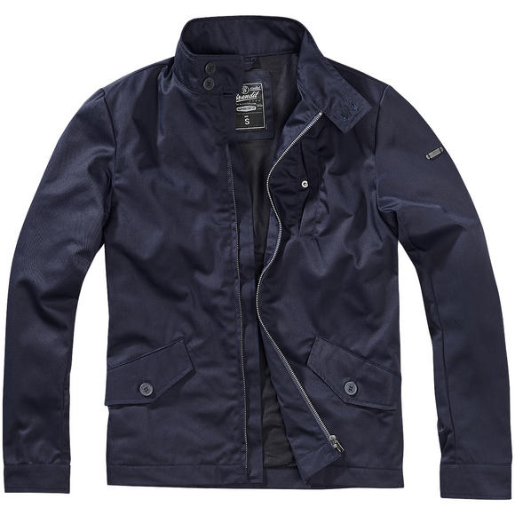 Brandit Kensington Jacket Navy