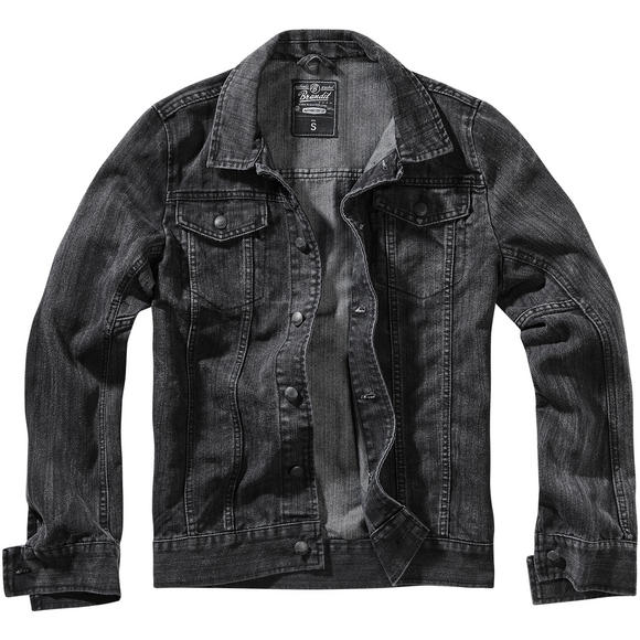 Brandit Denim Jacket Anthracite