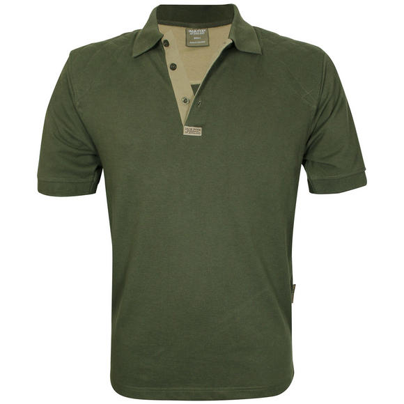 Jack Pyke Sporting Polo Shirt Green