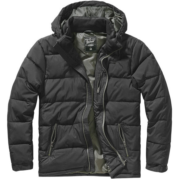 Brandit Beaver Creek Outdoor Jacket Black