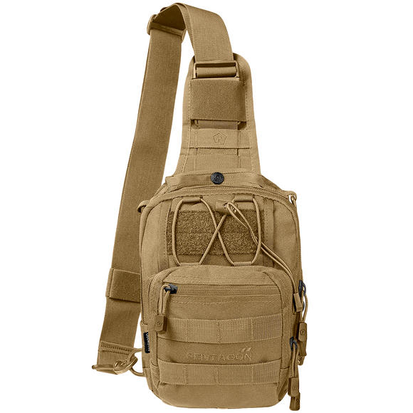 Pentagon UCB 2.0 Universal Chest Bag Coyote