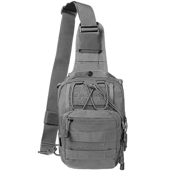 Pentagon UCB 2.0 Universal Chest Bag Wolf Gray