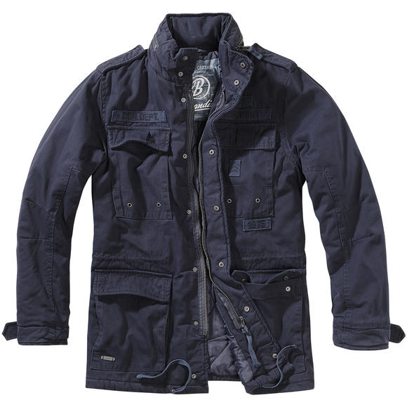Brandit Ryan M65 Winter Jacket Navy