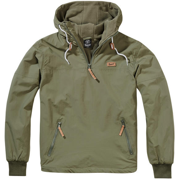 Brandit Luke Windbreaker Olive