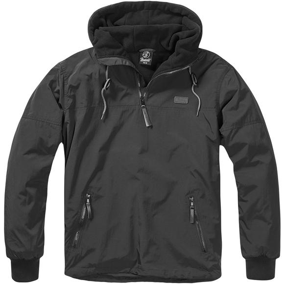 Brandit Luke Windbreaker Black