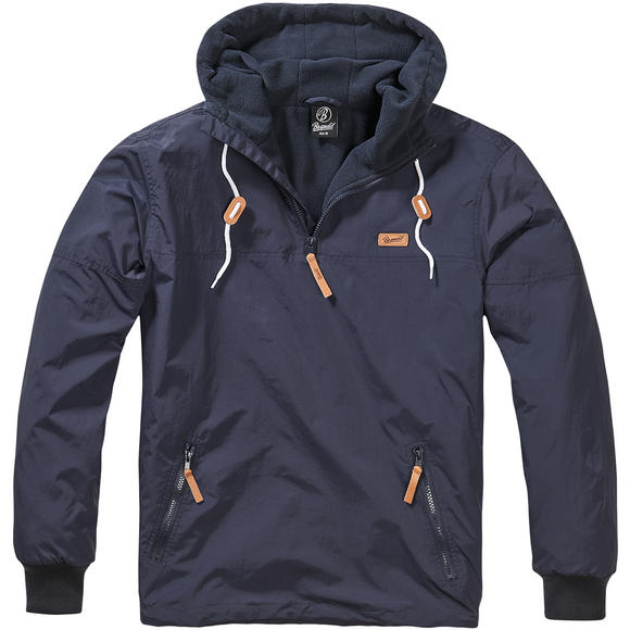 Brandit Luke Windbreaker Navy
