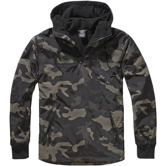 Brandit Luke Windbreaker Dark Camo