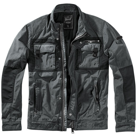 Brandit Colin Jacket Black