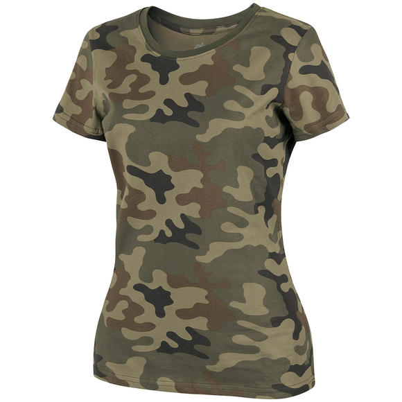 Helikon Women's T-Shirt PL Woodland