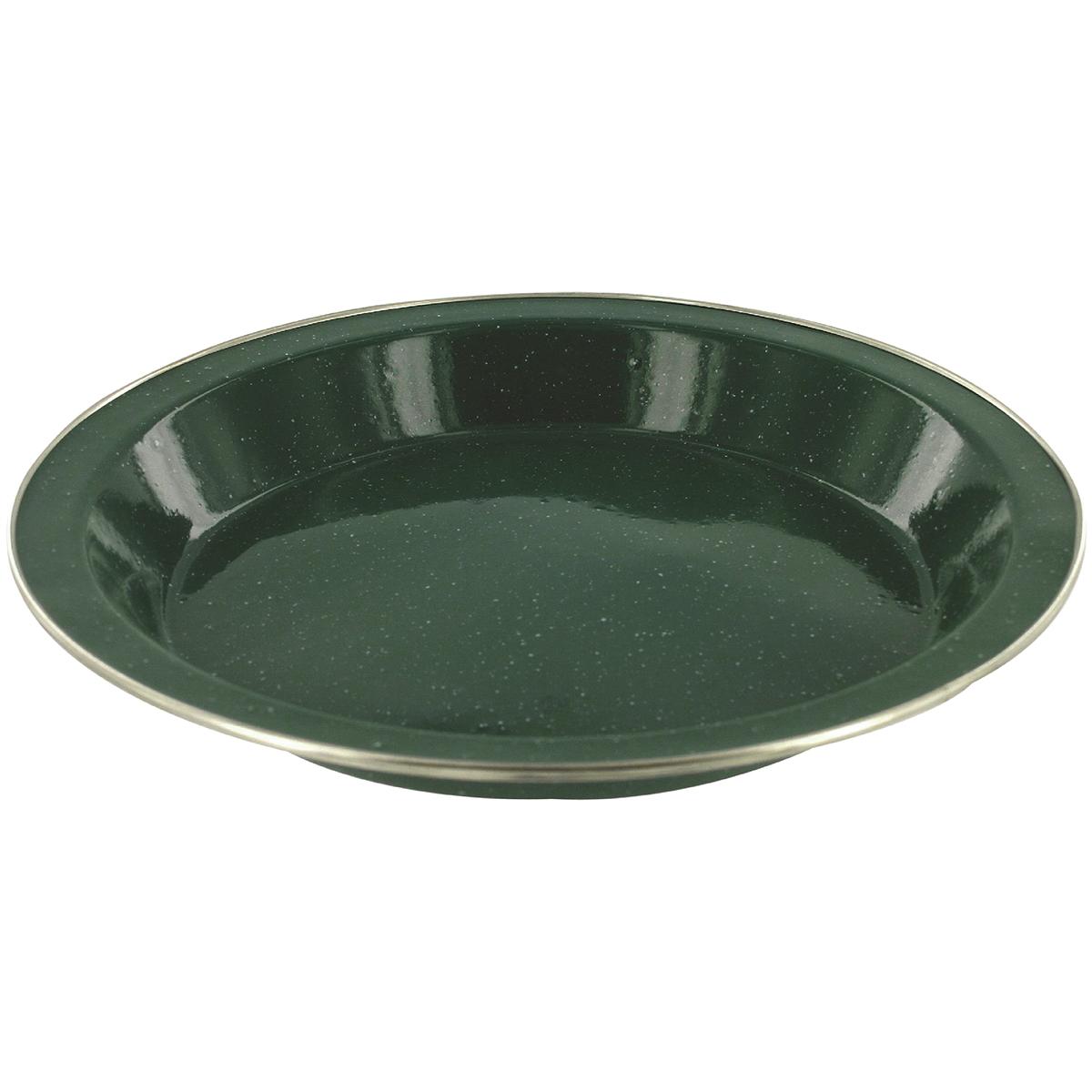 Campingkeuken Deluxe : Enamel Metal Dinner Plates