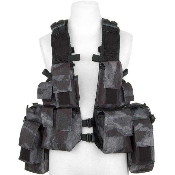 MFH South African Assault Vest HDT Camo LE