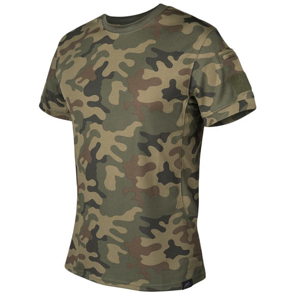 Helikon Tactical T-Shirt PL Woodland