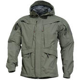 Pentagon Monsoon 2.0 Rain-Shell Jacket Grindle Green