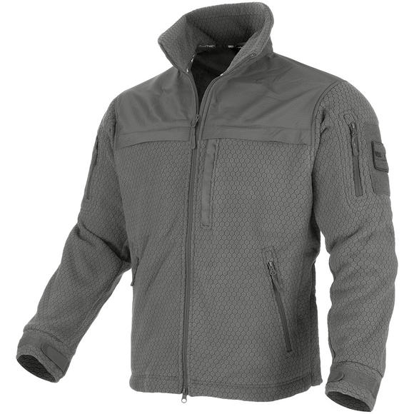 Mil-Tec Elite Fleece Hextac Jacket Urban Gray