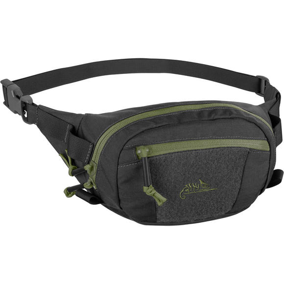 Helikon Possum Waist Pack Black / Olive Green