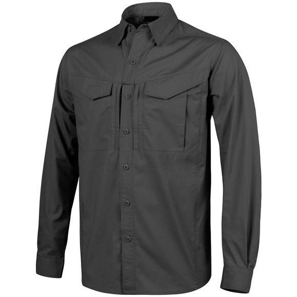 Helikon Defender Mk2 Long Sleeve Shirt Black