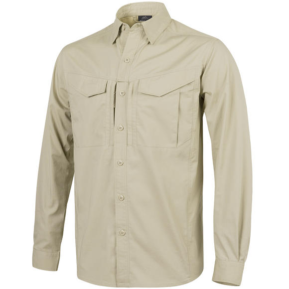 Helikon Defender Mk2 Long Sleeve Shirt Khaki