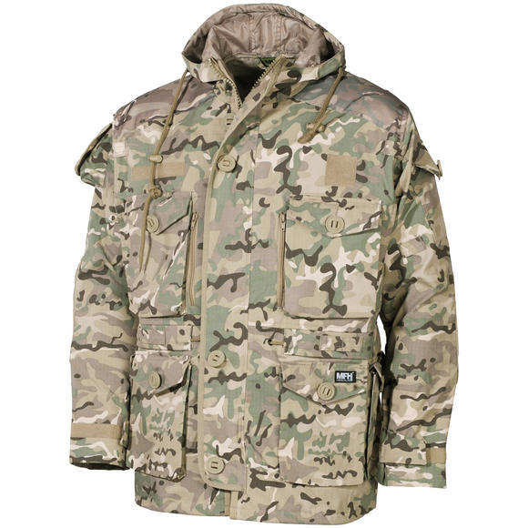 MFH Commando Jacket Smock Operation Camo