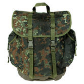 MFH German Army Mountain Rucksack Flecktarn