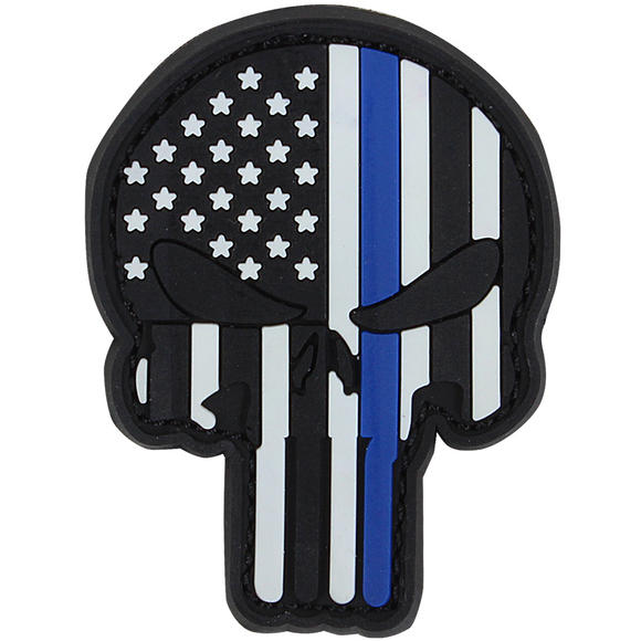 Condor Punisher PVC Patch Blue
