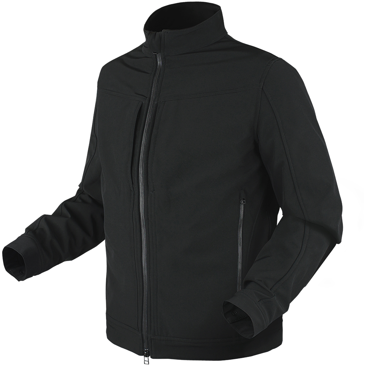 Condor Intrepid Softshell Jacket Black Soft Shell
