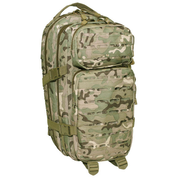 MFH Backpack Assault I Laser Operation Camo