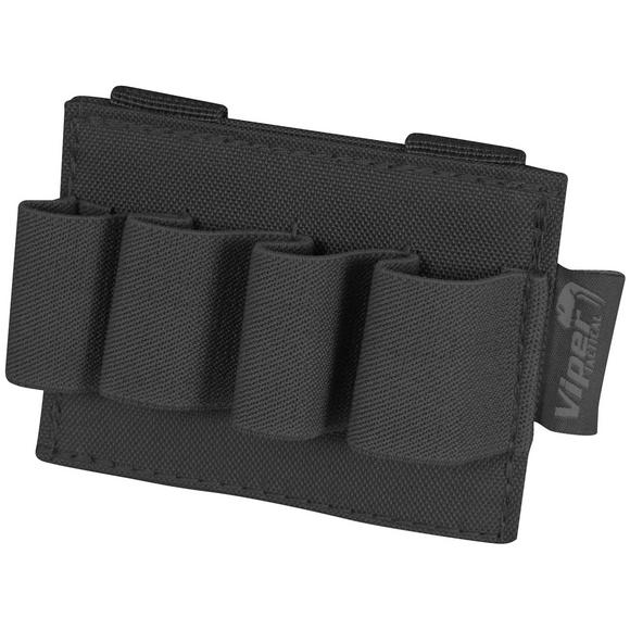 Viper Modular Shotgun Cartridge Holder Black