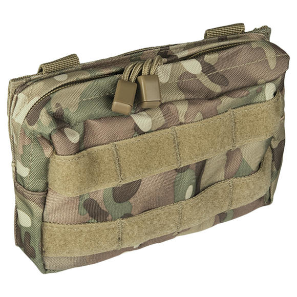 Mil-Tec MOLLE Belt Pouch Small Multitarn