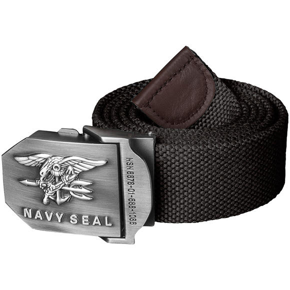 Helikon Navy SEAL Belt Polyester Black